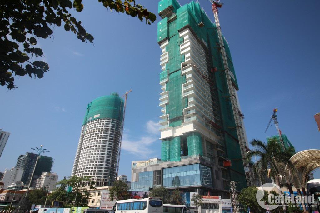 Đây là lý do Nha Trang phải xin tạm ngưng xây khách sạn cao tầng