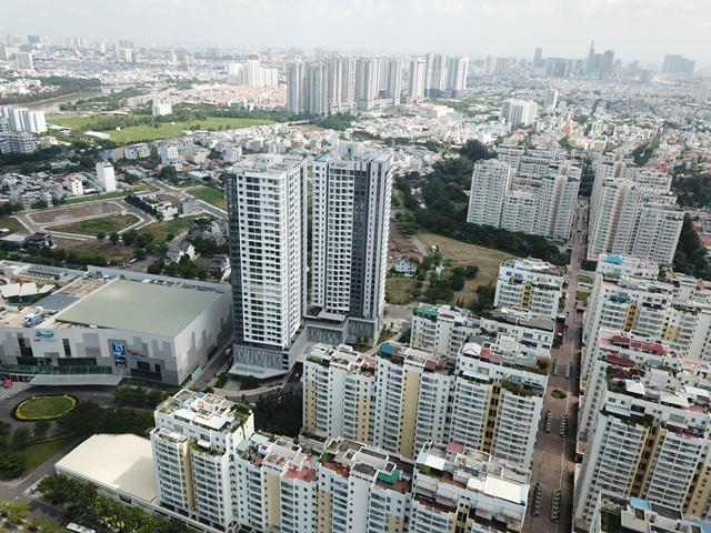 Giao dịch căn hộ TP.HCM thấp nhất trong 6 quý liên tiếp