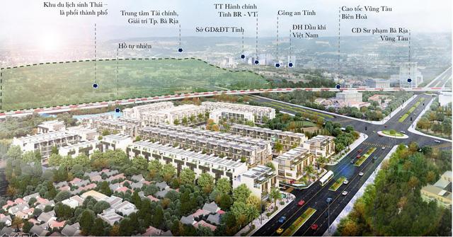 """Hàng trăm dự án """"khủng"""" đổ bộ Bà Rịa - Vũng Tàu năm 2019"""