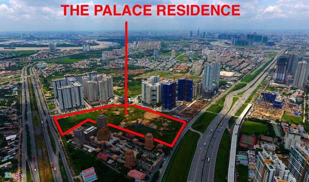 The Palace Residence Quận 2