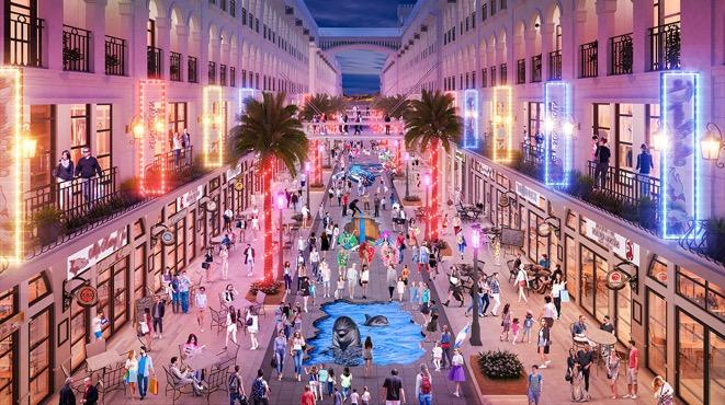 Không phải quận 1 hay quận 3, đây mới là thiên đường mua sắm, ăn chơi nhất Sài Gòn vài năm tới