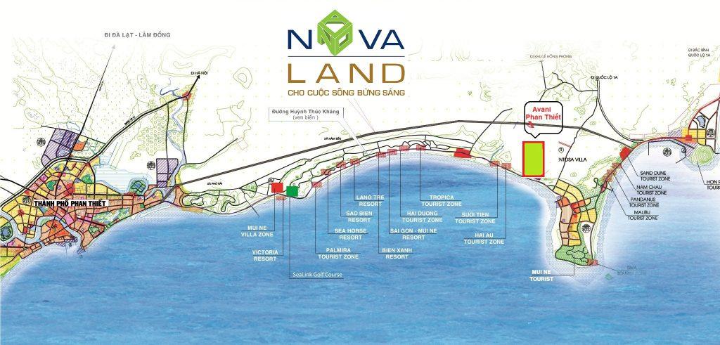 Nova Hills Mũi Né - Biệt thự nghỉ dưỡng & Villas