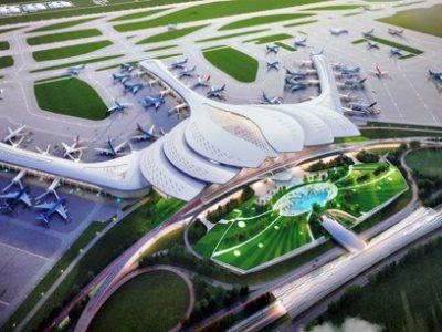 Sân bay quốc tế Long Thành sẽ hiện đại hơn phi trường Changi – Singapore